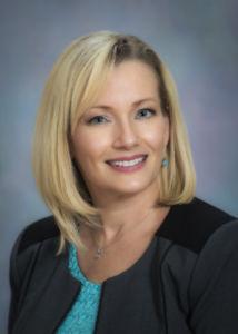 Jeannine Rohrbach, CFO