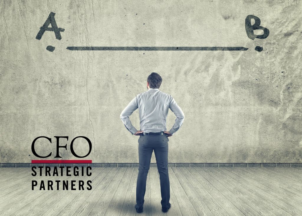 An outsourced CFO will get you there.